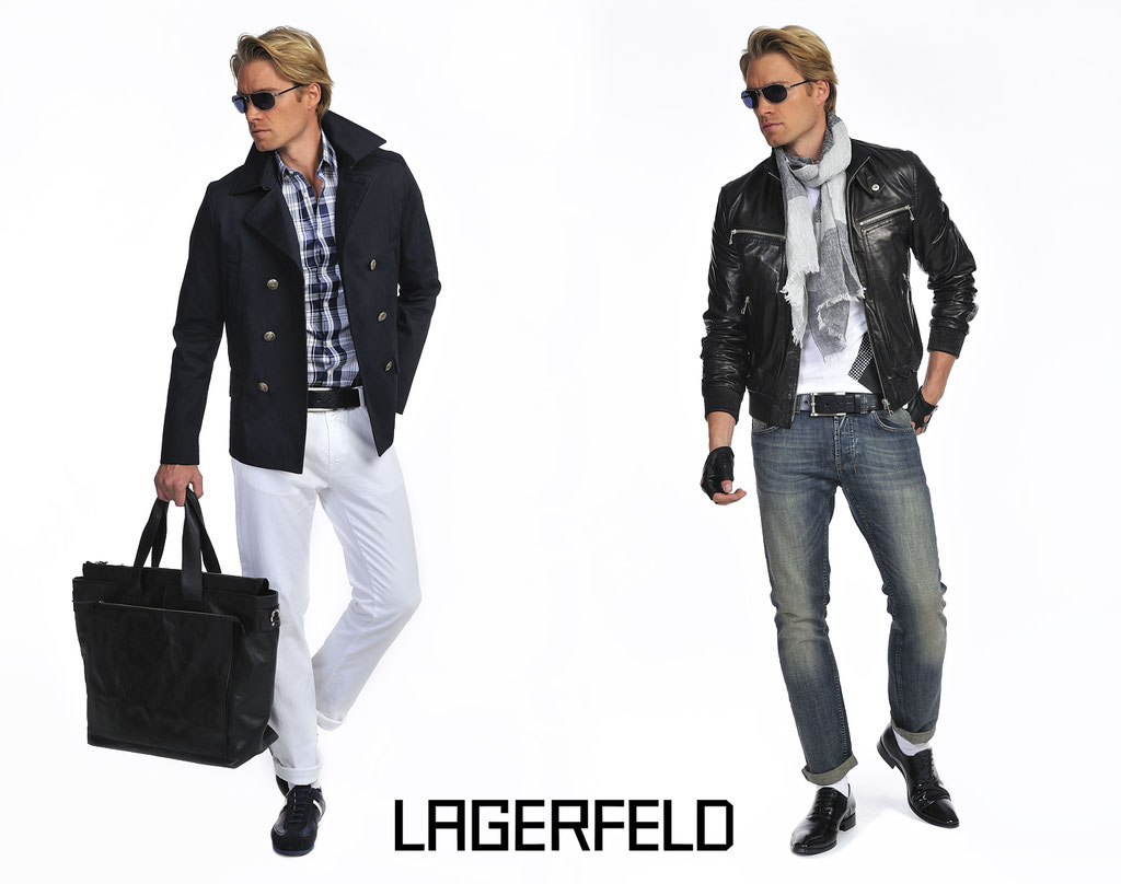 LAGERFELD - Lookbook