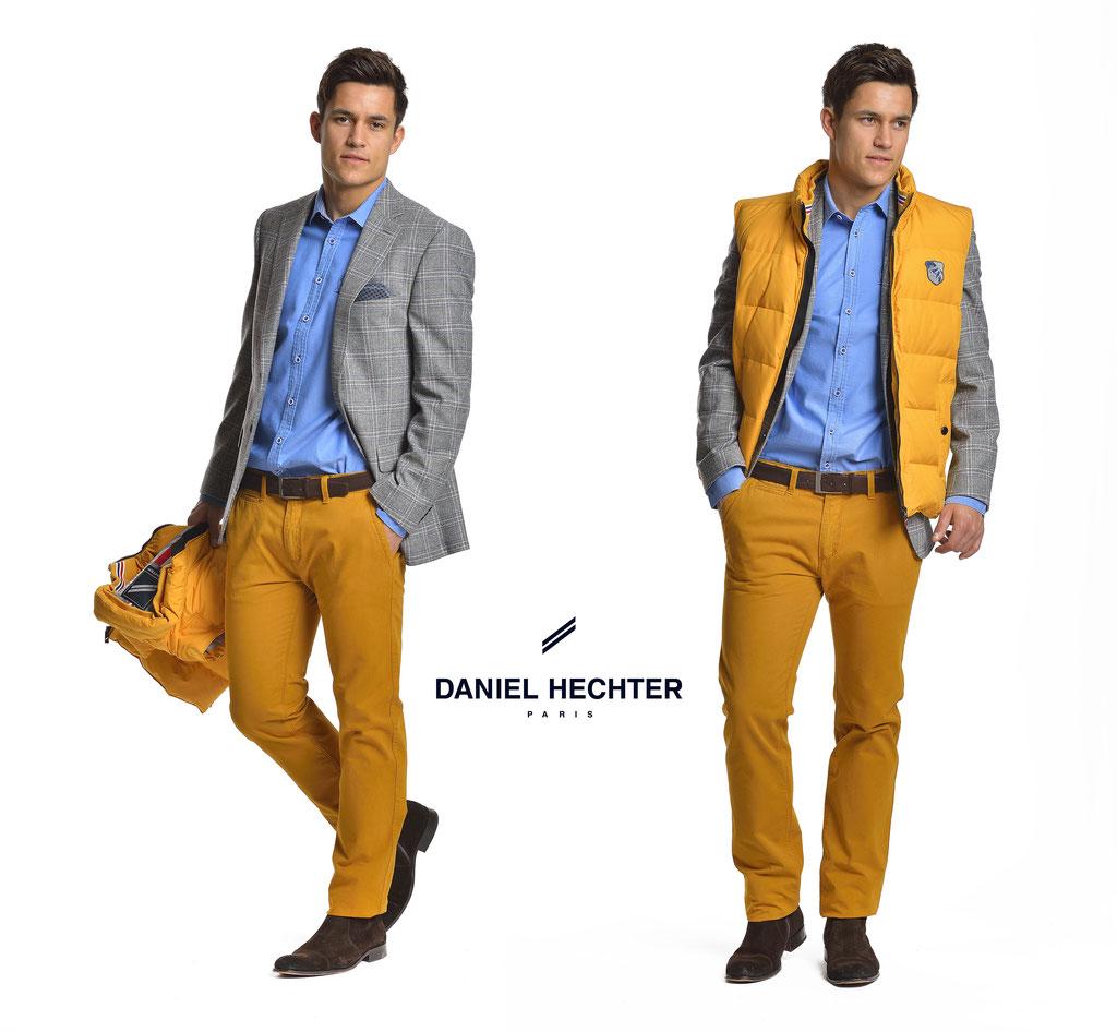 Daniel Hechter - Modeaufnahmen
