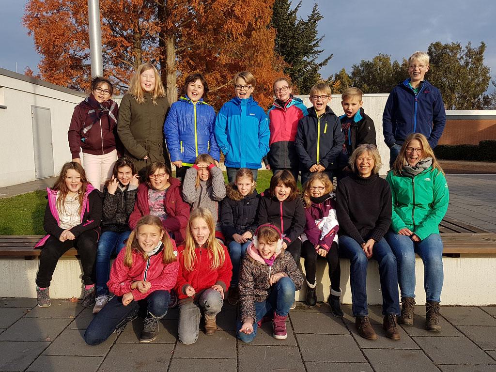 Naturschutz auf dem Schulhof