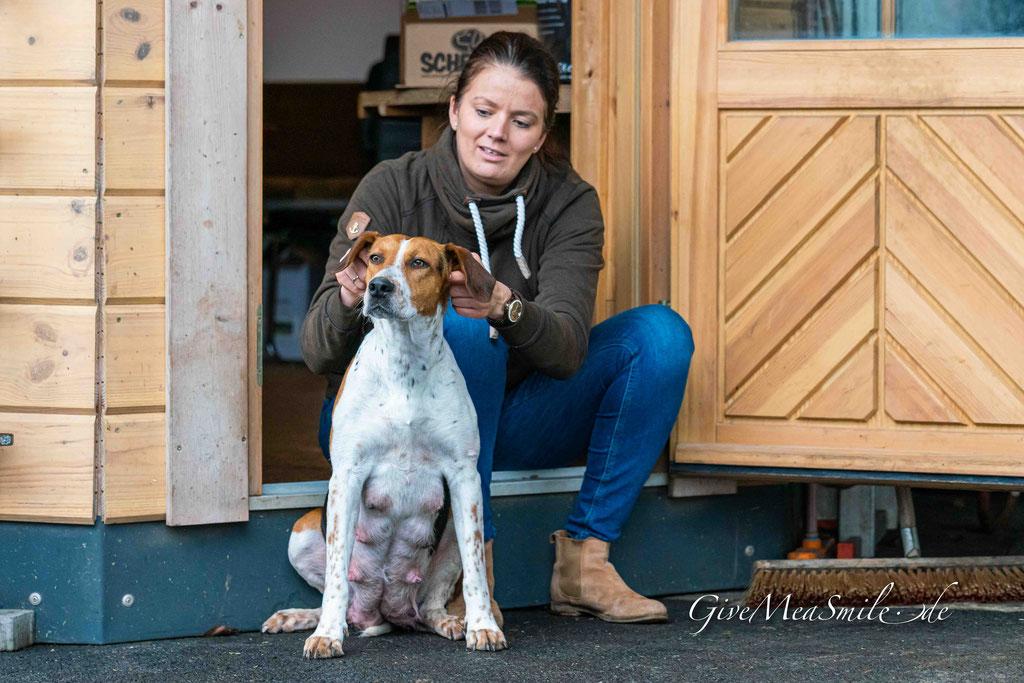 Jagdfotos vom Team @Givemeasmile.de auf der Fotojagd, Peter Jäger   #givemeasmilede  #Schleppjagd #jagdreiten #foxhounds #Rheinlandmeute #welpen