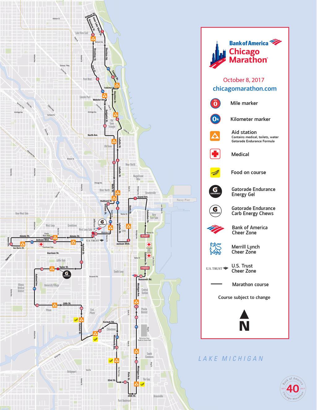 chicago marathon 2017 - herbert-kapfingers webseite!