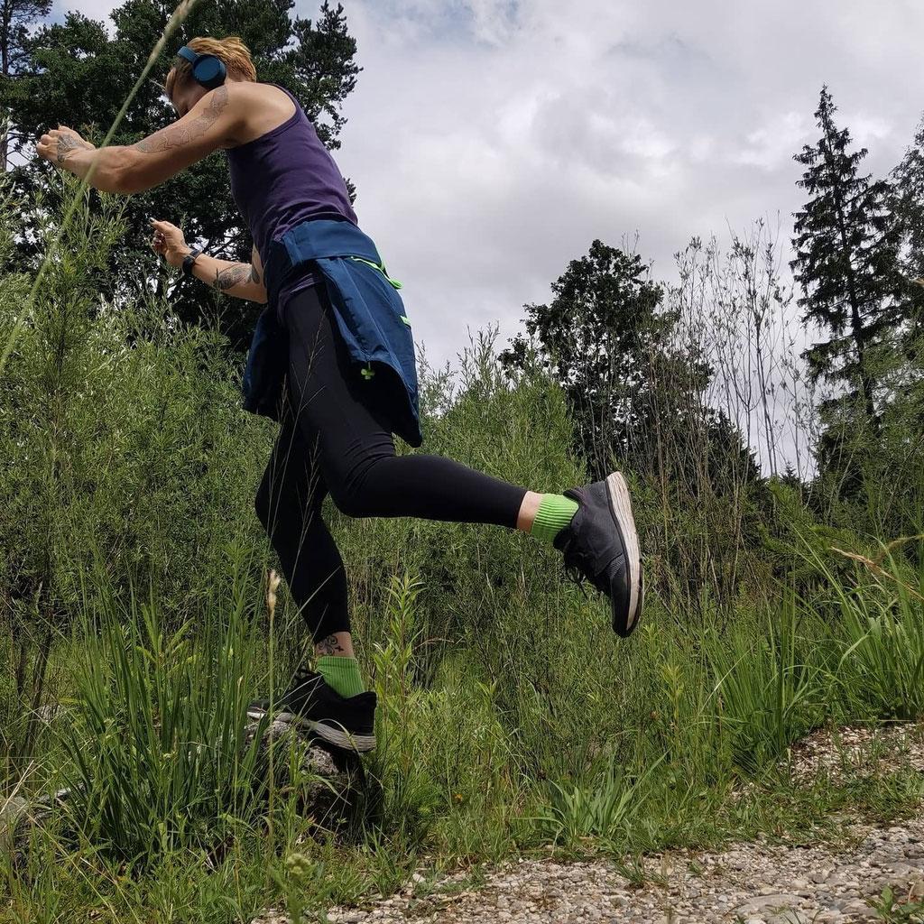 Lauftraining, Runners Knee Behandlung