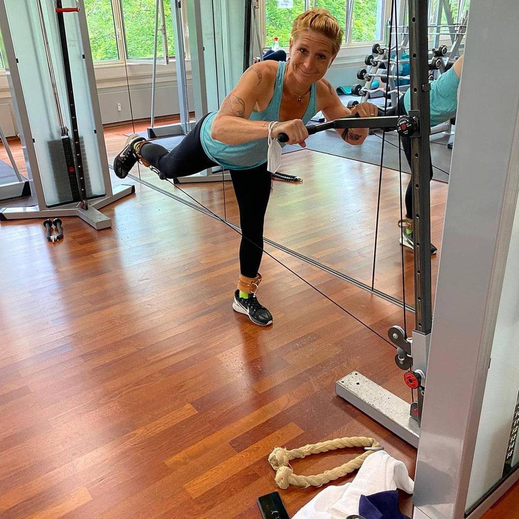 Runners Knee Behandlung, Lauftraining Personal Training