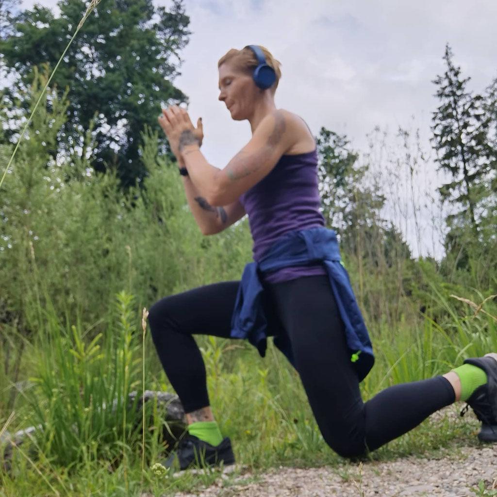 Lauftraining, Trailrunning Training, Personal Training, Runners Knee Behandlung