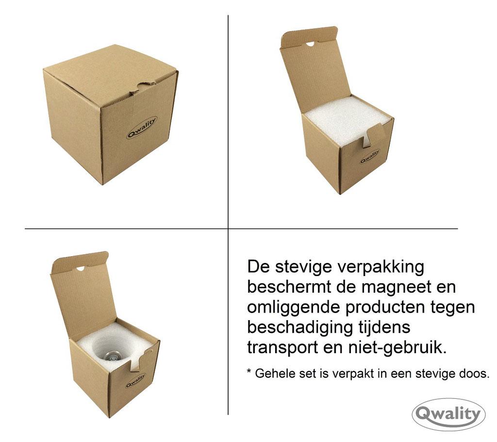Sterke Vismagneet Set Magneetvissen Magneet Vissen Vis met Karabijnhaak en handschoenen