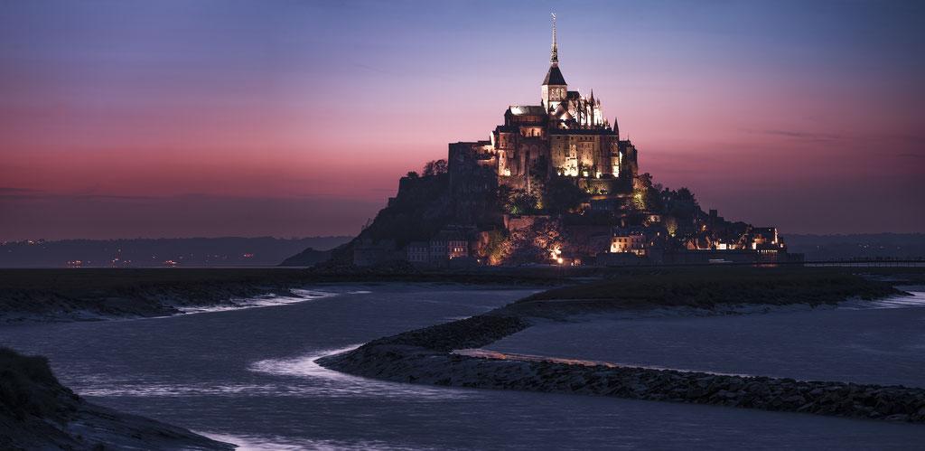 Mont St Michel - (Normandie - France) © Arzur Michaël