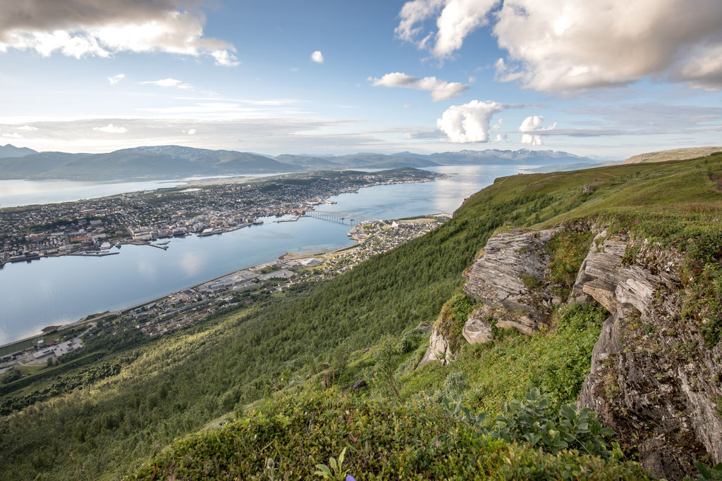 Tromø Fjellheisen Norwegen