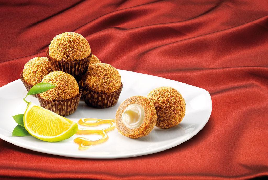 MARLENKA Honigkugeln Zitrone
