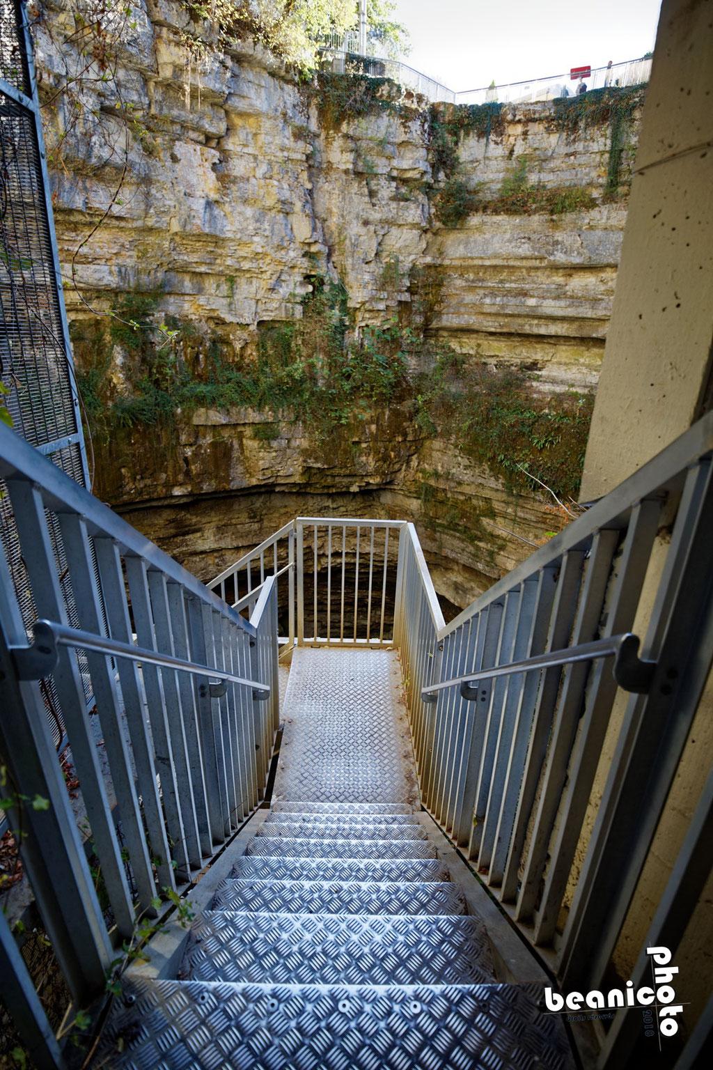 Carnet de voyage Lot et Dordogne - Gouffre de Padirac - www.beanico-photo.fr