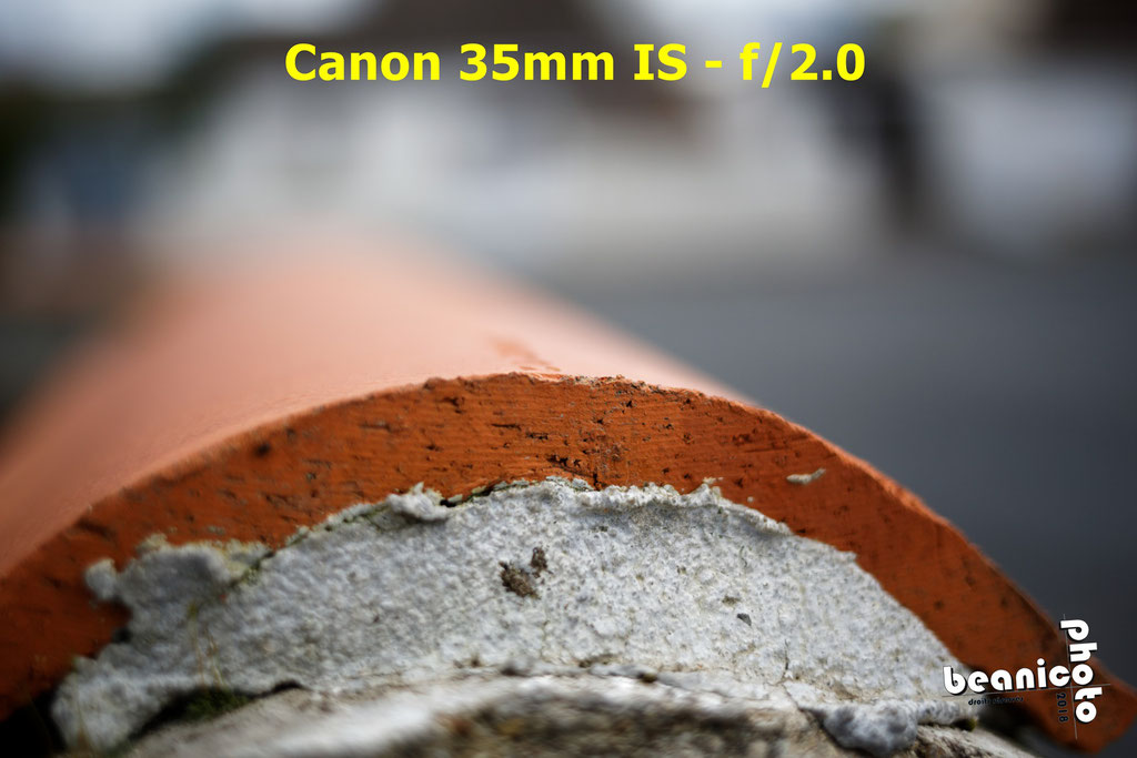Match Tamron 35mm vs Canon 35mm IS sur Canon Eos 5DIII - Beanico-photo.fr