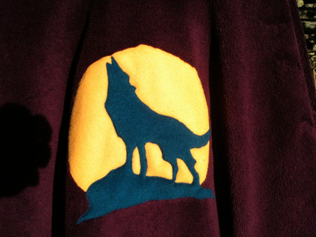 Châle du Loup
