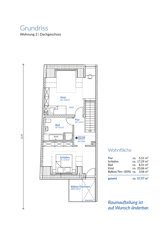 Wohnung 2 // EG2
