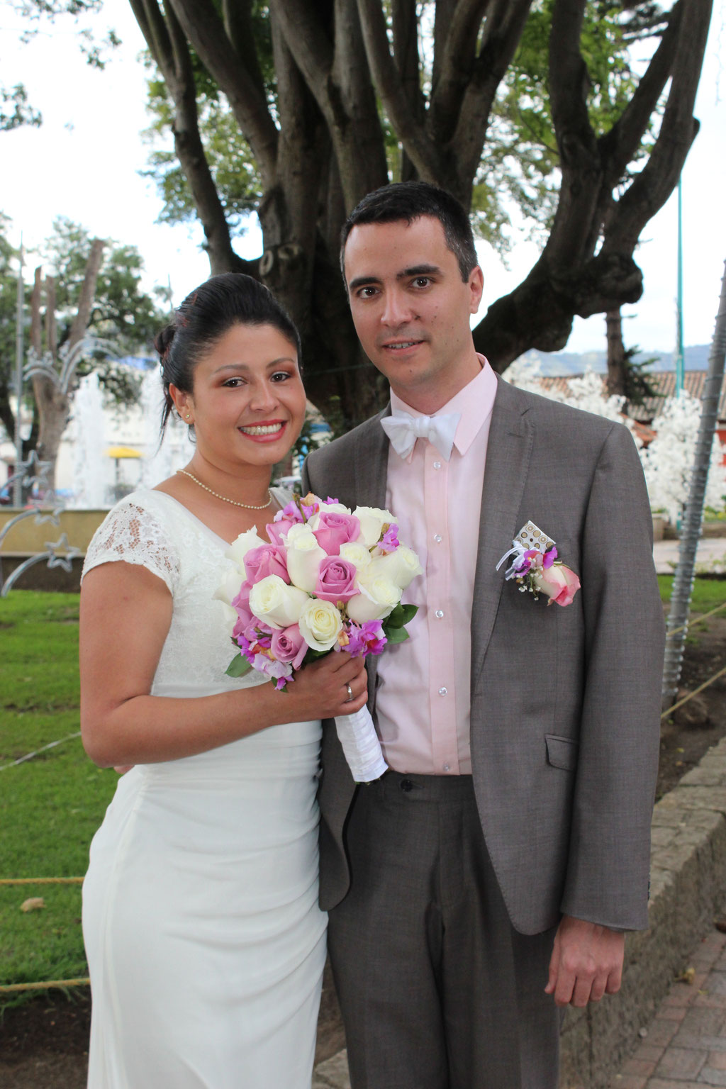 Ramo de novia Eventos Casa El Misterio cajicá
