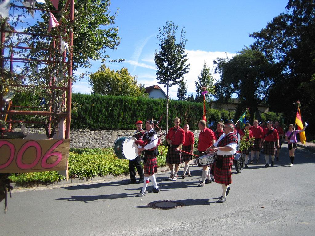 Kirmes 2006 in Wettesingen