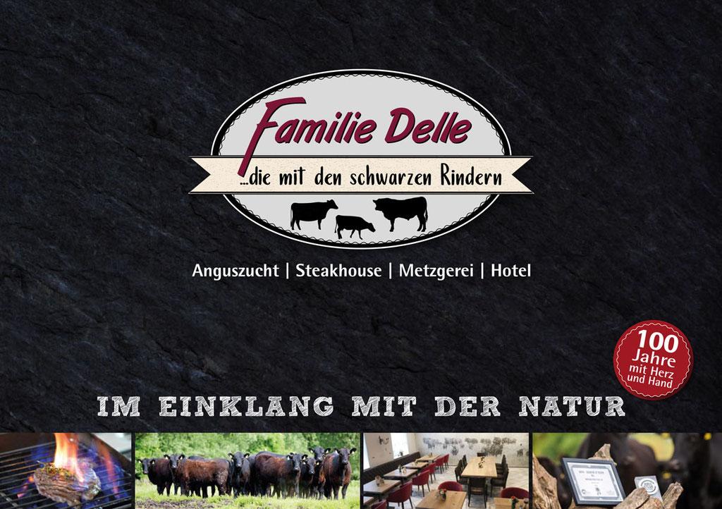 FAMILIE DELLE - Imagebroschüre
