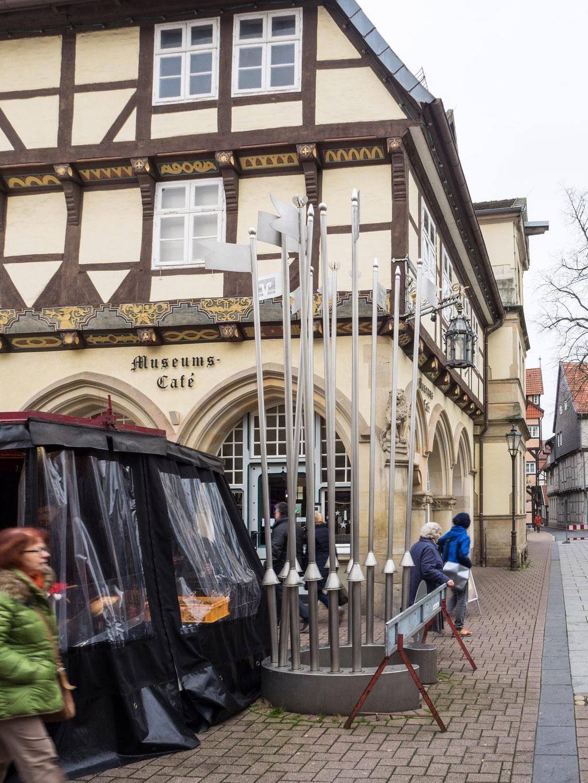 Bild: Die alte Hofapotheke in Celle
