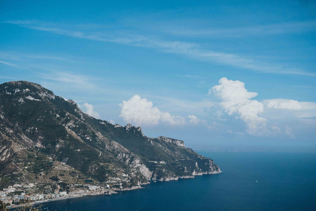 Landscape photo of ravello
