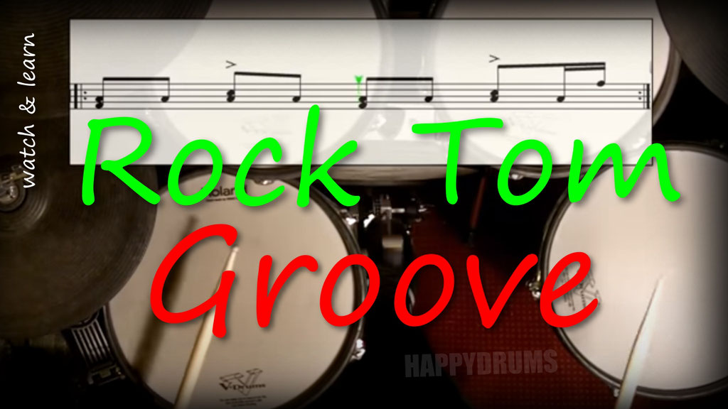rock tom groove
