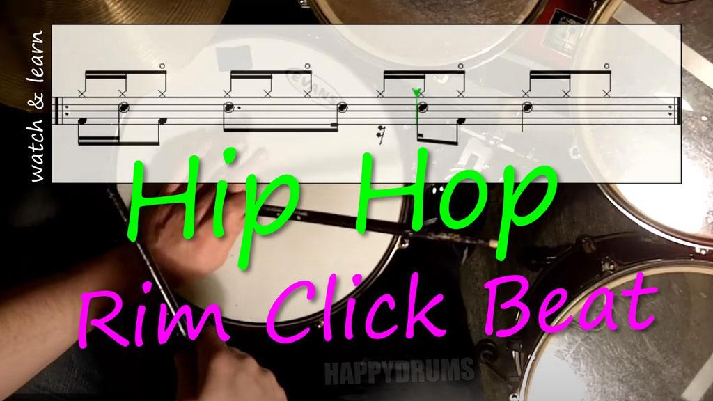 advanced rim click hip hop groove