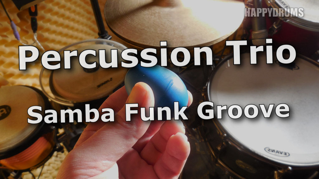Samba Funk Groove Trio
