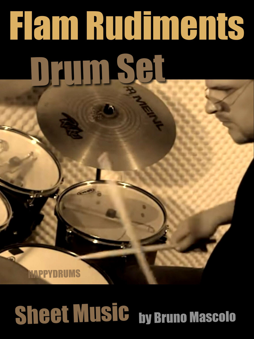 Flam Rudiments am Drumset