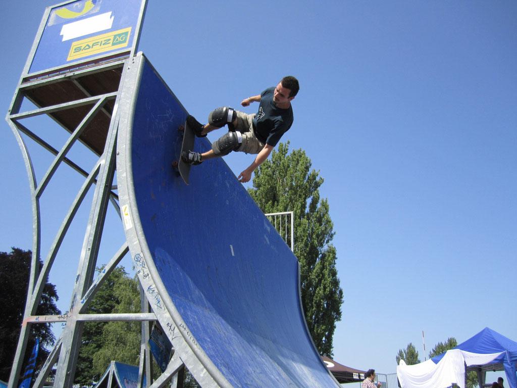 Slack'n'Skate im Sommer – was will man mehr?