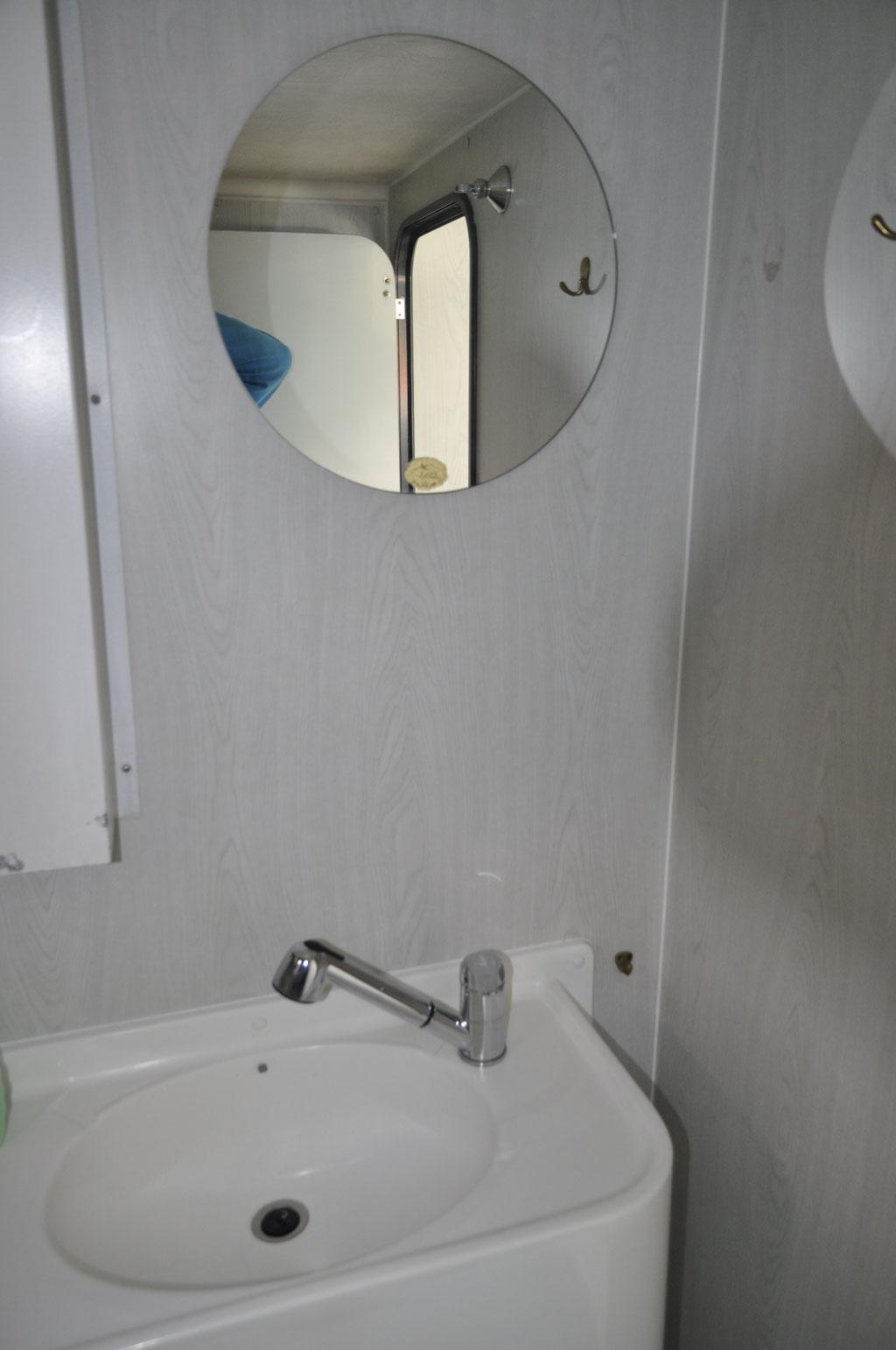 Nassraum/Waschraum und Dusche