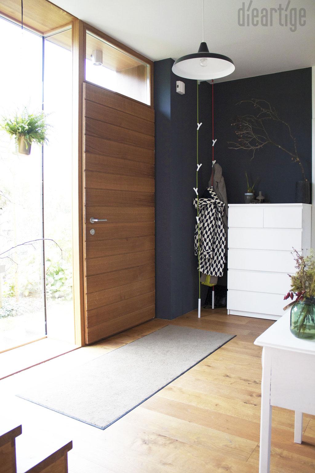 anthrazit eine wandfarbe nicht nur f r dunkle ecken. Black Bedroom Furniture Sets. Home Design Ideas