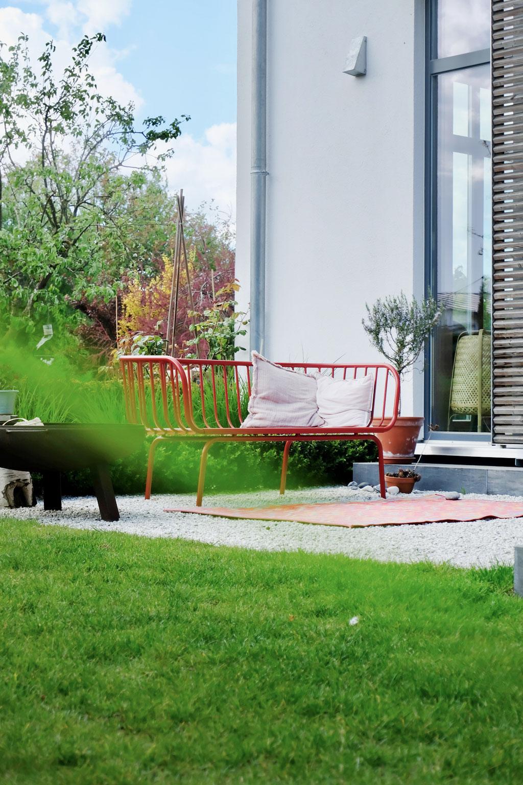 dieartigeGARTEN - Neu: das Garten-Sofa von IKEA