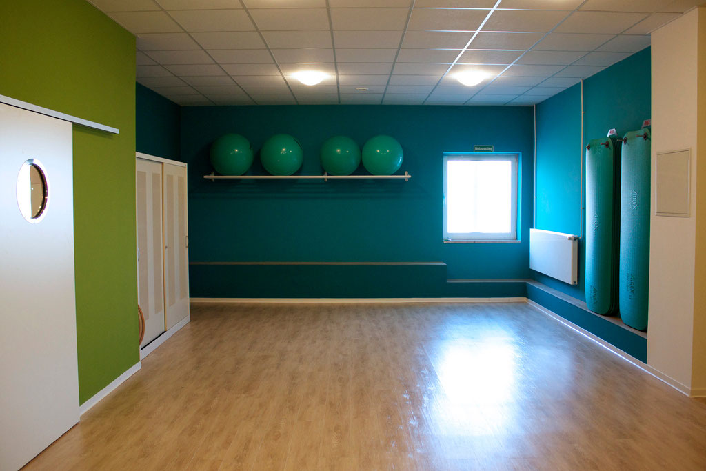 Sportraum Teil2 | Aktivität + Geräteaufbewahrung