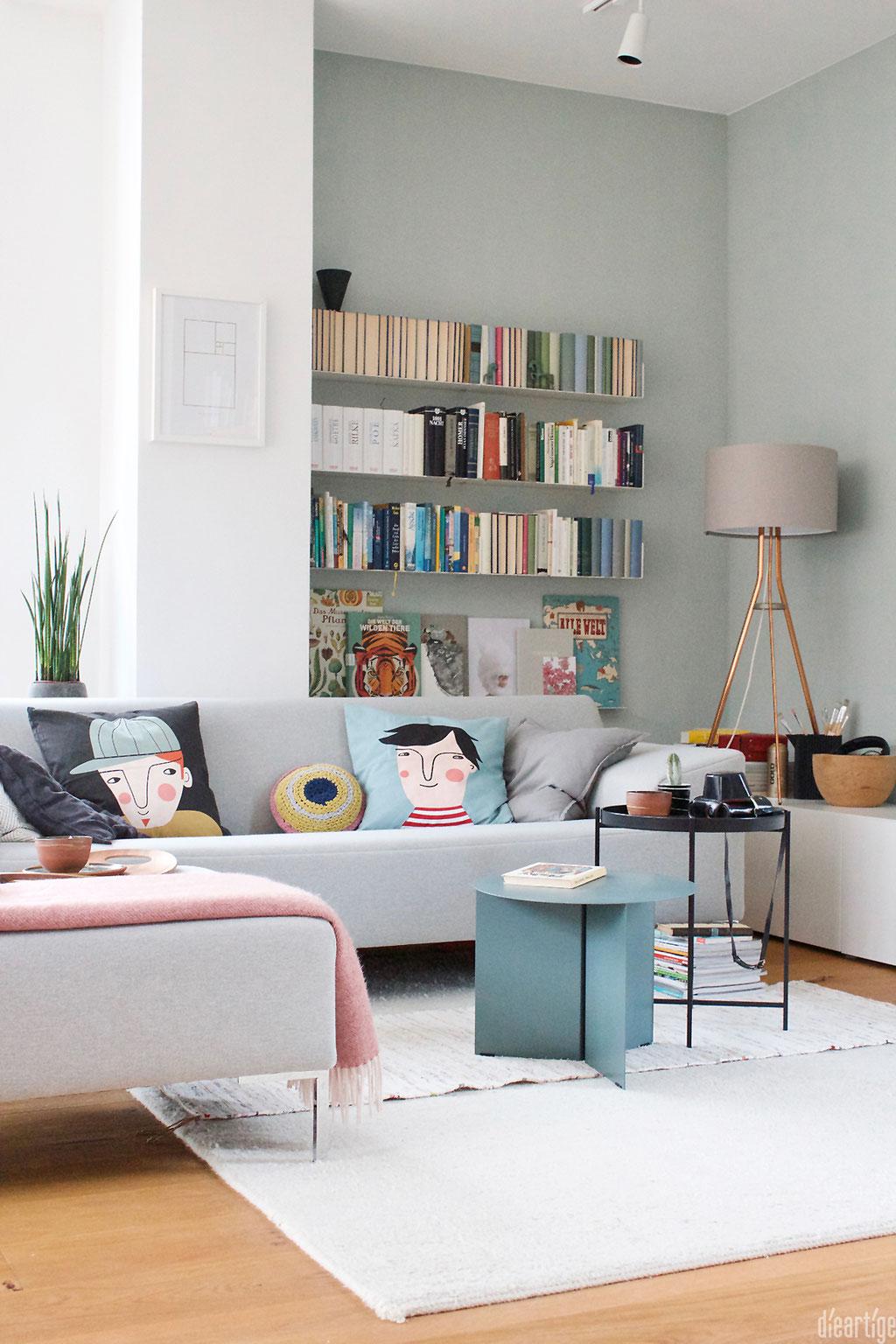 dieartigeBLOG - Neue Mitbewohner im Wohnzimmer