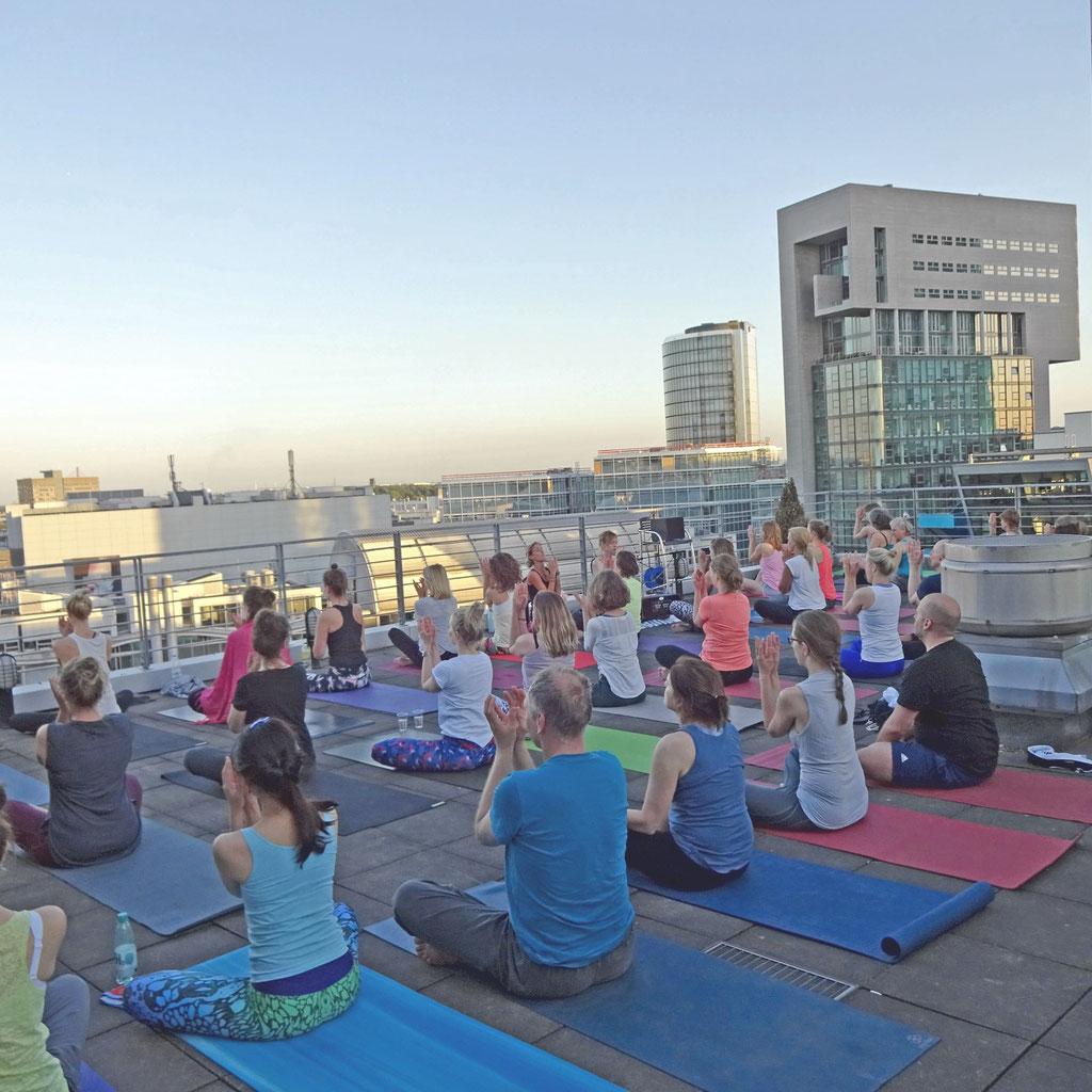 yoga in düsseldorf