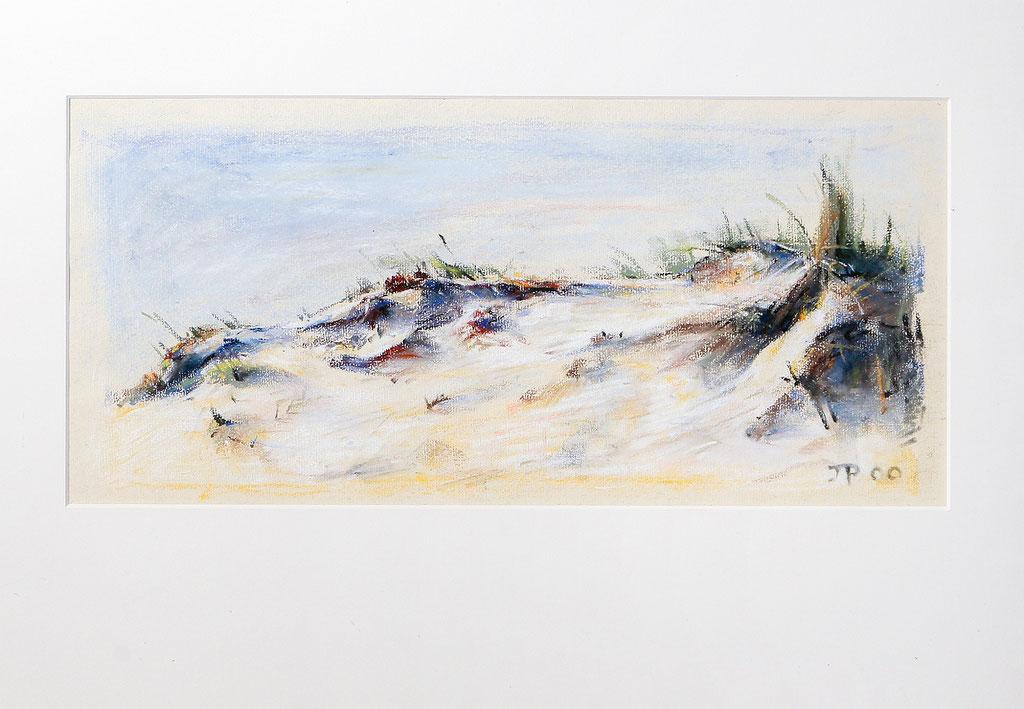 Vlielands Duin, pastel
