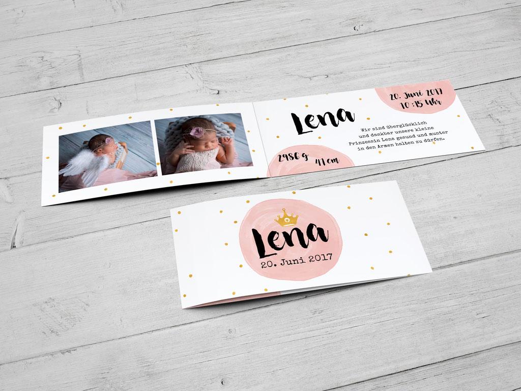 Karte 10 - Lena