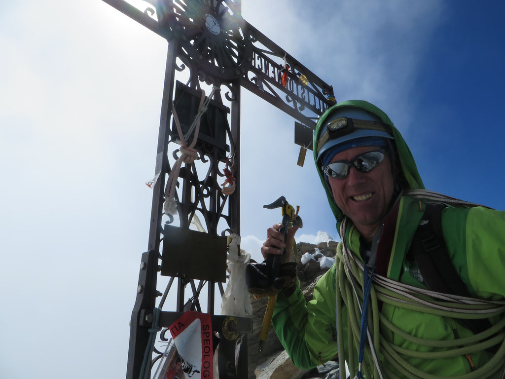 Torsten Gipfelfoto Matterhorn (4478m) 17.08.2016