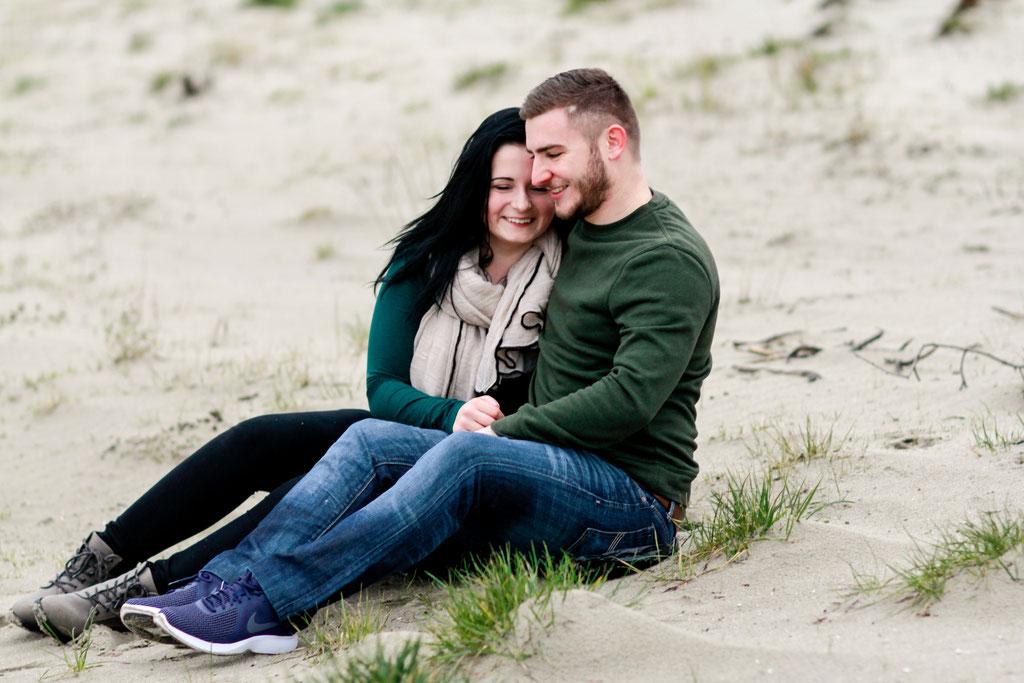 Paare| Hendrikje Richert Fotografie| Strand, Greifswald, Ostsee