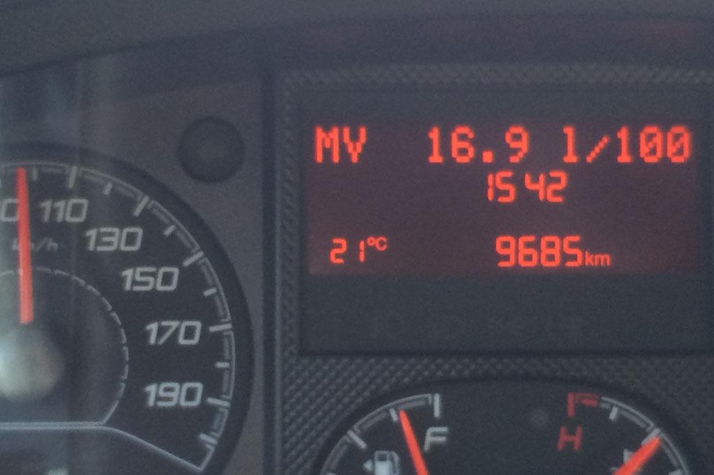 Mitte Januar 21 Grad. Da lässt es sich angenehm leben