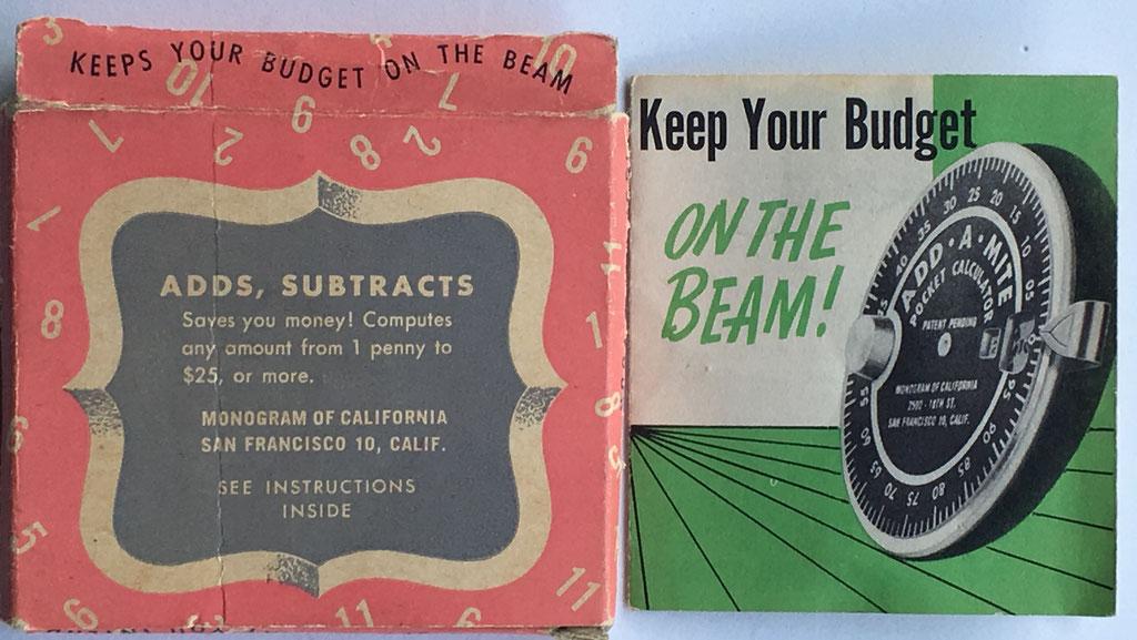 Fabricada por Monogram of California, San Francisco, CA, USA