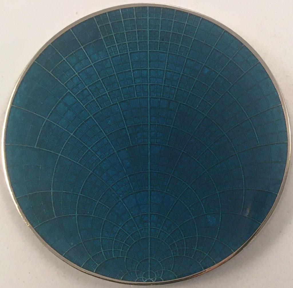 Reverso de la moneda diseñada por Technetium & Pale Horse