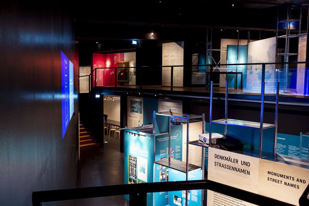Innenausbau, Museumsbau, Objektbau von Wienss Innenausbau aus Welzheim für die Region Stuttgart, Reutlingen und weit darüber hinaus... das Lindenmuseum Stuttgart von www.wienss-innenausbau.de - Überblick