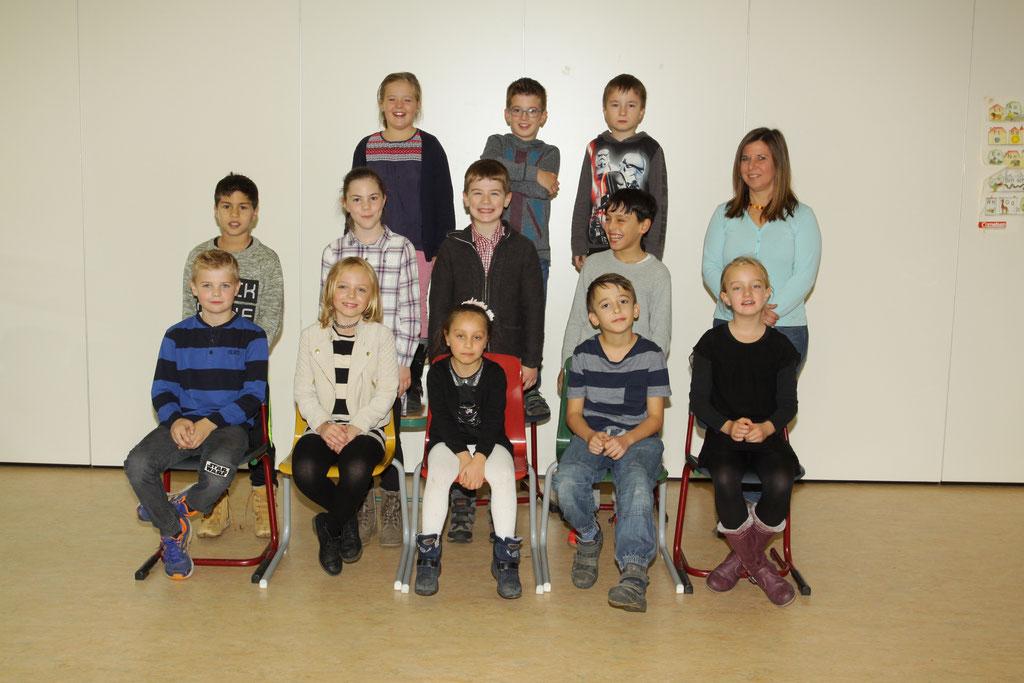 Klasse 3a - Frau Beuschel