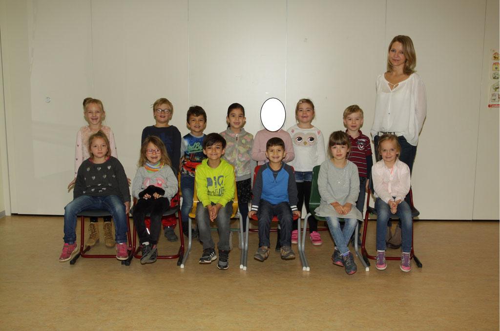 Klasse 1a - Frau Holzbach