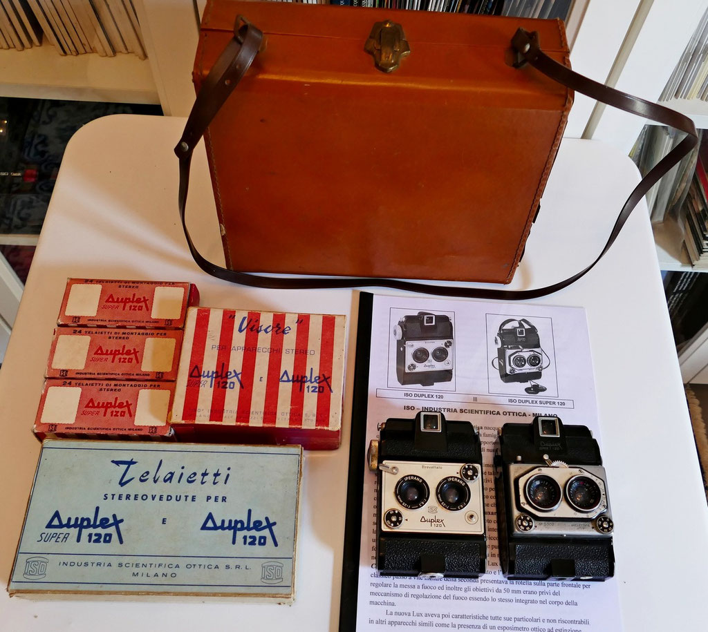 001 La valigetta e gli accessori
