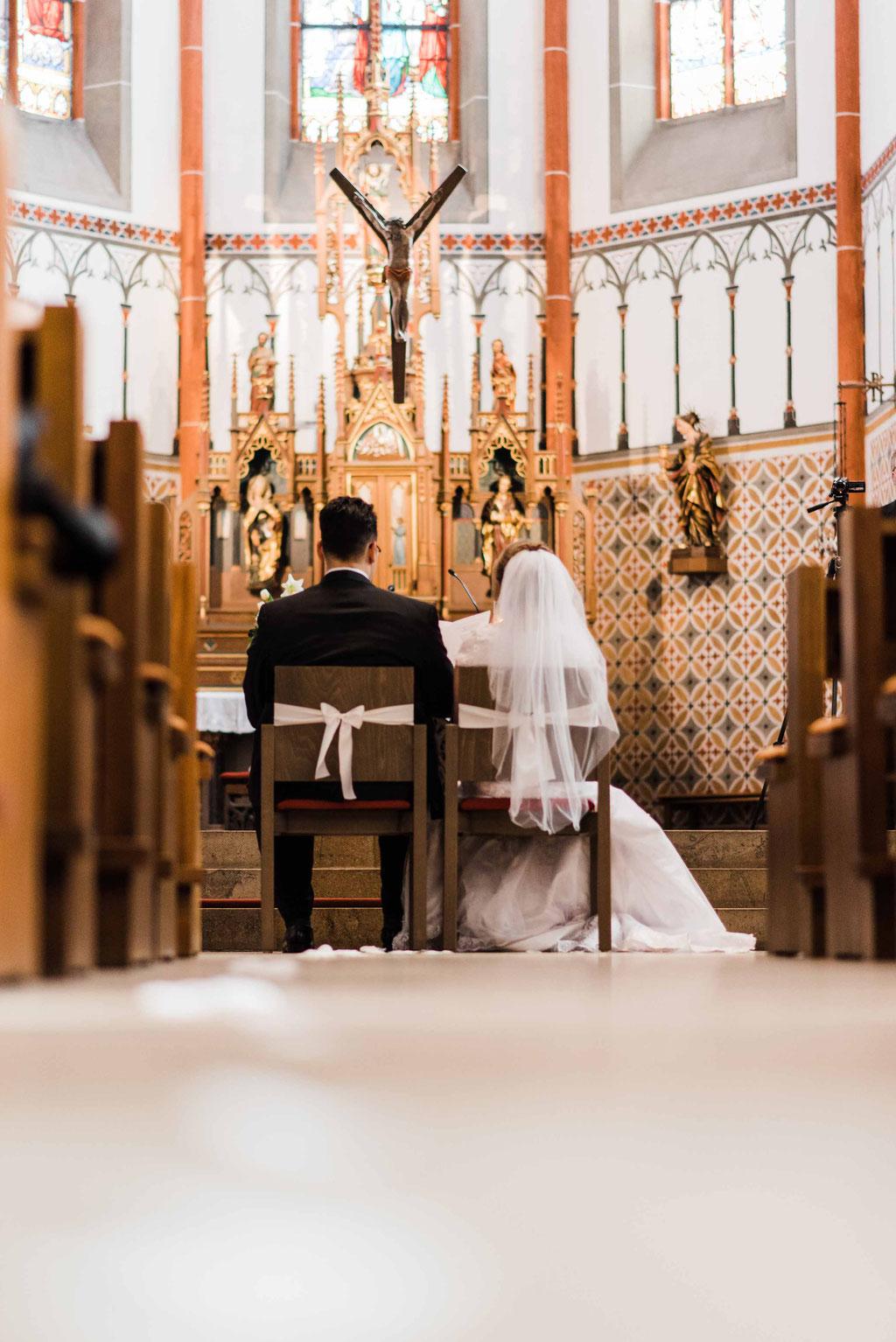 Hochzeitsfotograf Esslingen - Trauung