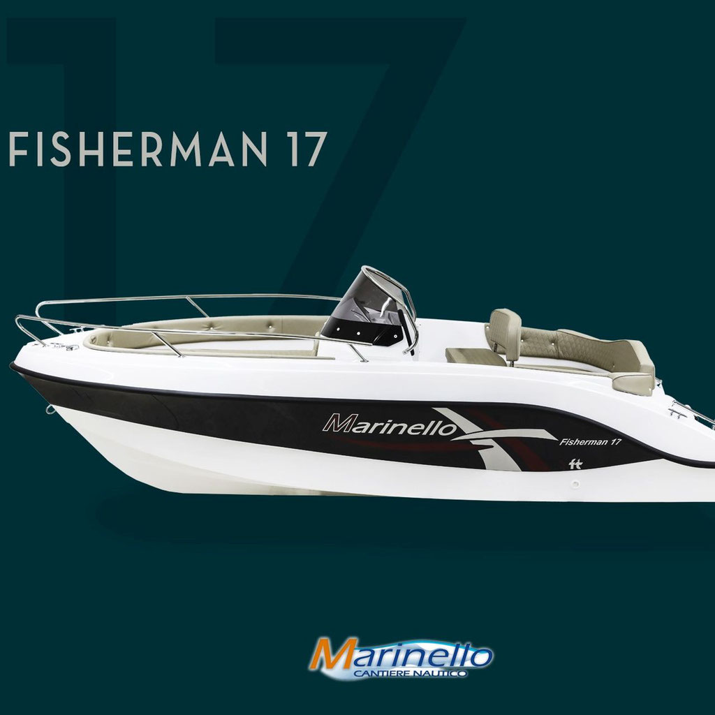 Marinello Fisherman 17