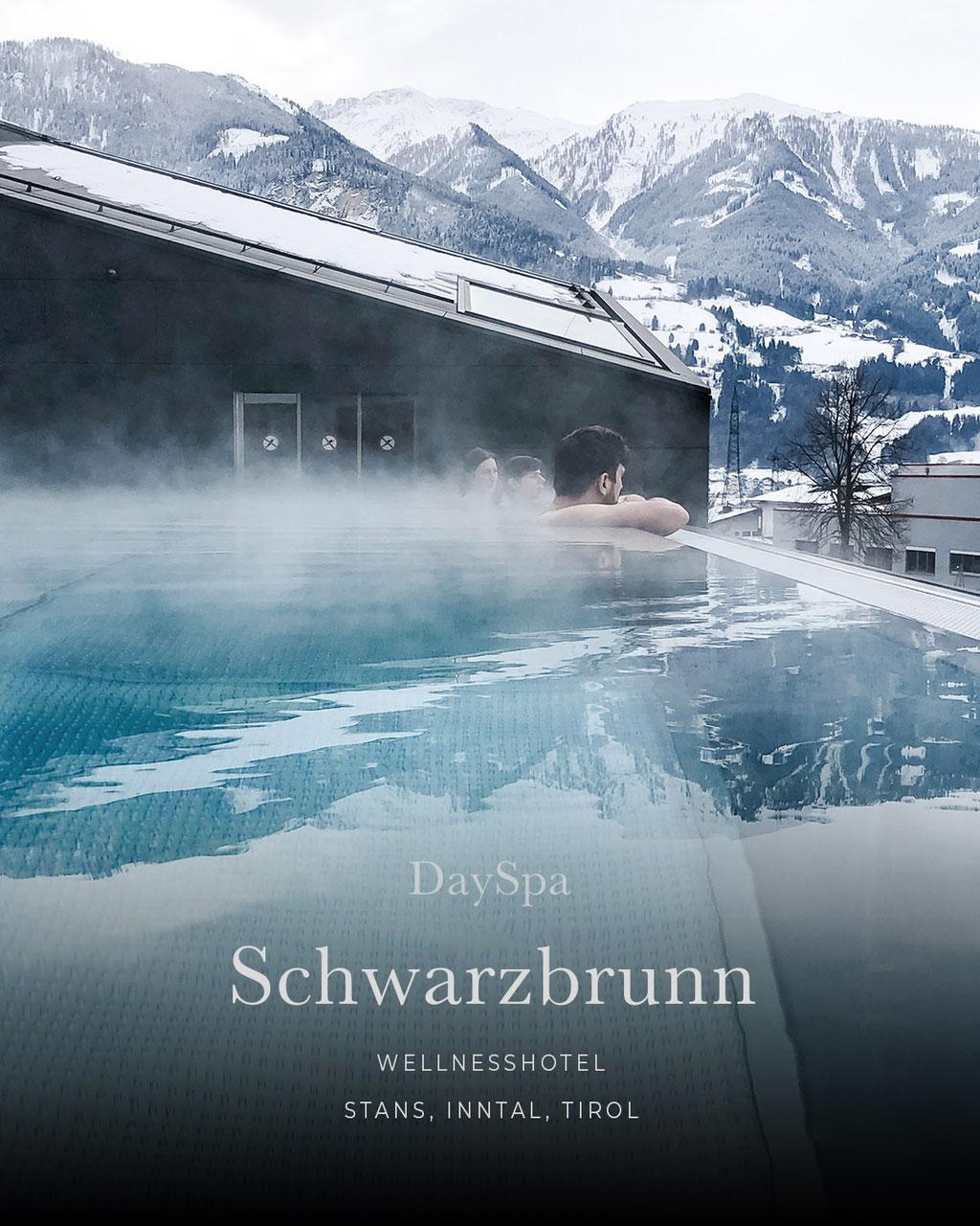 DAY SPA Schwarzbrunn, Tirol
