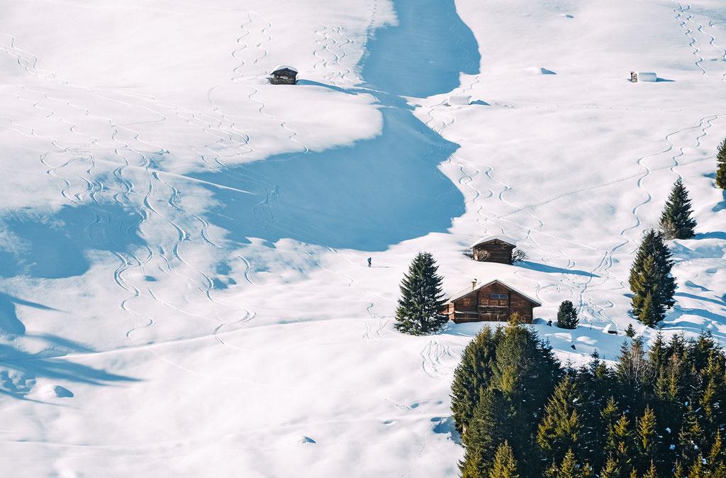 Skitour Wildofen, Weidener Hütte, Tuxer Alpen