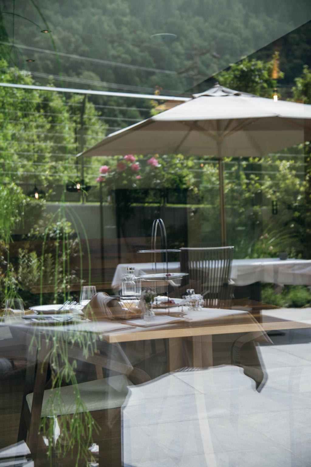 Hotel Story: Der Forsterhof, Bed & Breakfast in Algund bei Meran