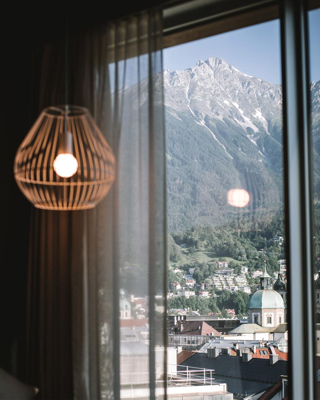Innsbrucktrek, Hotel Adlers Innsbruck