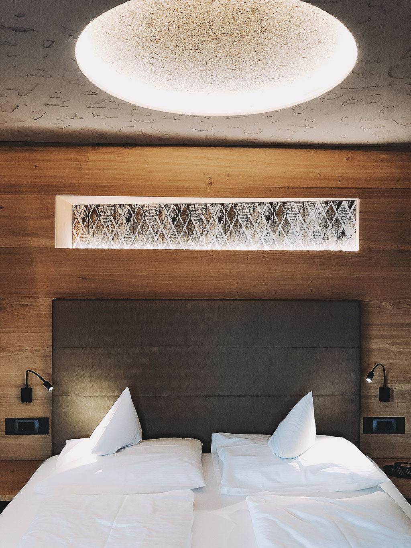 Superior Zimmer Ulina im Alpin und Relax Hotel DAS GERSTL (Südtirol,Vinschgau)
